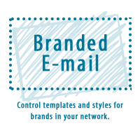Branded E-mail