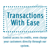 Transactions With Ease